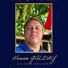 the best tour guide in Turkey Hasan Gulday