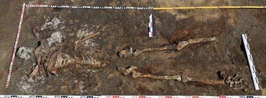 Boncuklu Tarla Skeleton