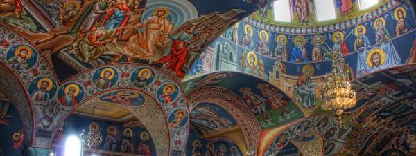 Byzantine Church Istanbul