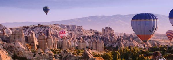 Cappadocia - Göreme Historical and National Park