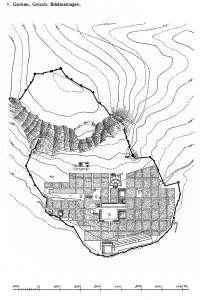 Plan of Priene