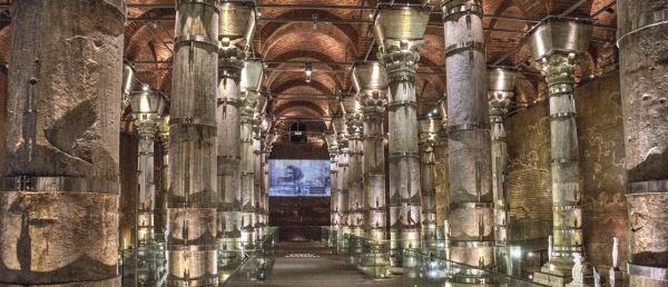 Theodosius Cistern - Şerefiye Cistern