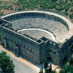 Aspendos Theater in Antalya