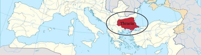 Roman Province of Thracia