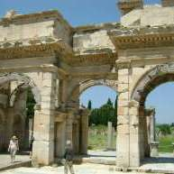 Mazeus and Mithridates Gate