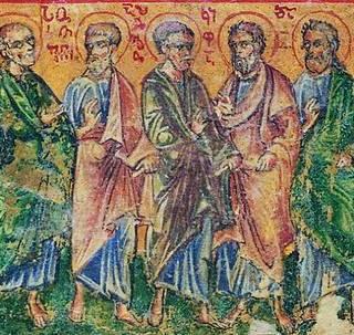 Apollos in Ephesus, Epaphroditus, Sosthenes, Cephas and Caesar