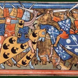 Battle of Ephesus in 1147