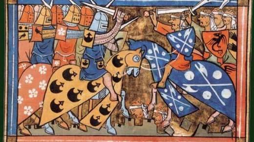 Battle of Ephesus in 1147
