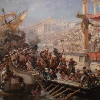 Battle of Notium or Battle of Ephesus