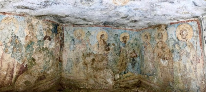 Grotto of Apostle Paul in Ephesus 2
