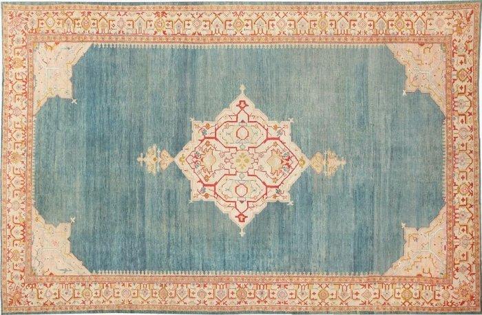 A Classic Ushak Carpet from Turkey