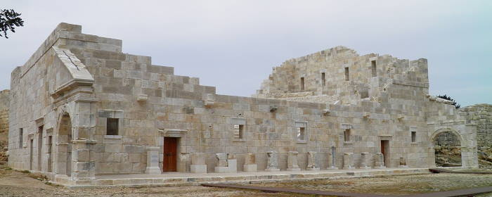 Council Building of Lycian Union in Patara Ancient City