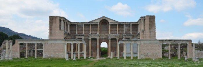 Gymnasium of Sardis
