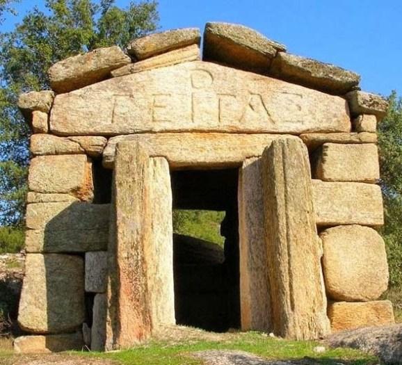 Gerga Temple (Gerga Ancient City - Aydin)