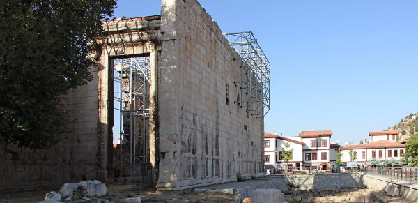 Temple of Augustus in Ankara