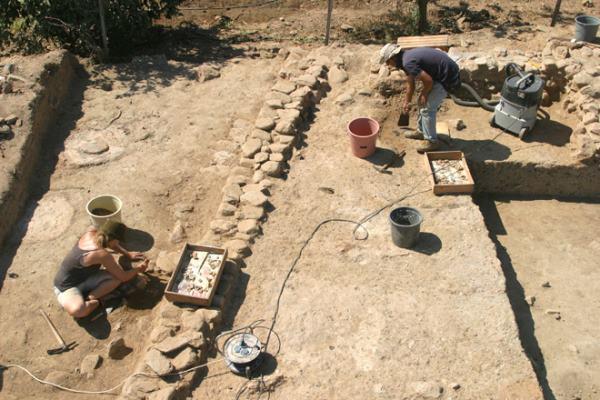 Çukuriçi Mound. The Oldest Settlement Nearby Ephesus Turkey 1