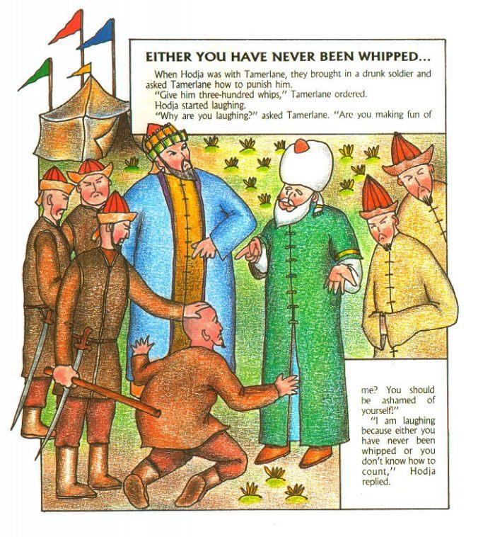 Nasreddin Hodja Anecdotes