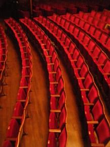 fauteuil theatre opéra de Tours