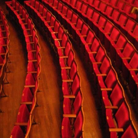 fauteuil theatre
