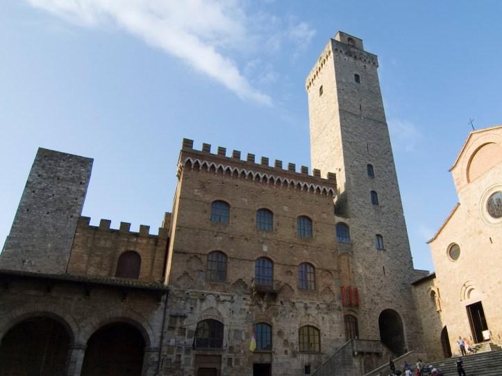 Visiter San Gimignano,