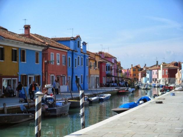 Organiser un week-end à Burano  Comment aller à Burano depuis Venise ?