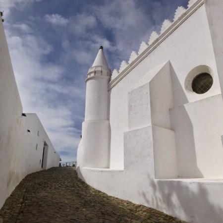 voyage Portugal Lisbonne, Evora, Alentejo village blanc