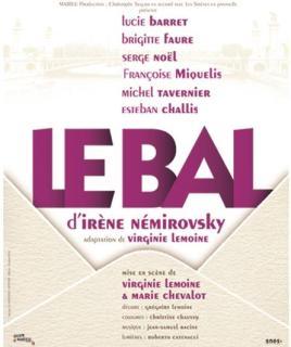 Le bal Irène Némirovsky Virginie Lemoine  #off16