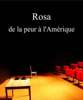 Rosa de la peur à l'Amérique Nora Picetti