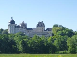 château valençay