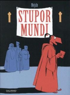 Stupor Mundi - Néjib  Gallimard bande dessinée Castel del Monte Frederic II BD