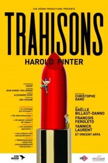 Trahisons Pinter
