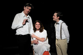 En attendant Bojangles Adaptation et mise en scène : Victoire Berger-Perrin