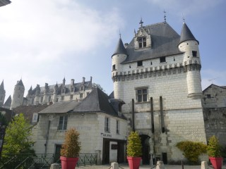 loches chateau porte cordeliers