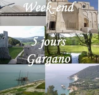 gargano pouilles voyage sejour itineraire roadtrip visite activité circuit italie