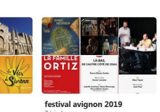 #off19 #fda19 festival avignon reperage conseil programmation piece voir