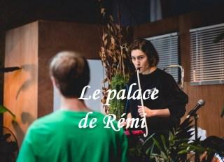 WET 4 théâtre Le Palace de Rémi. Compagnie Laïka Judith Longuet Marx