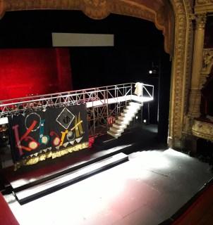 Les 7 péchés capitaux de Kurt Weill Mise en scène d' Olivier Desbordes, précédés de Berliner Kabarett Tours