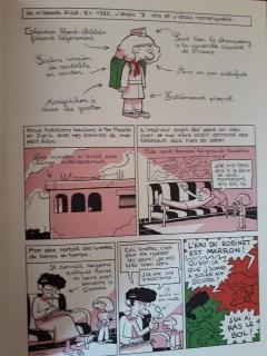 bd L'arabe du futur tome 3 Riad Sattouf