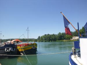 bateau rhone