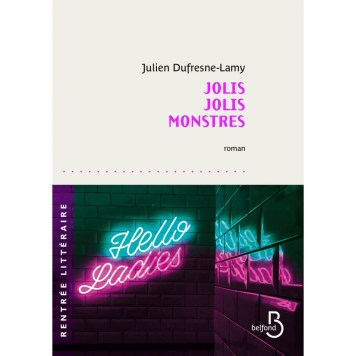 Jolis jolis monstres Julien Dufresne-Lamy