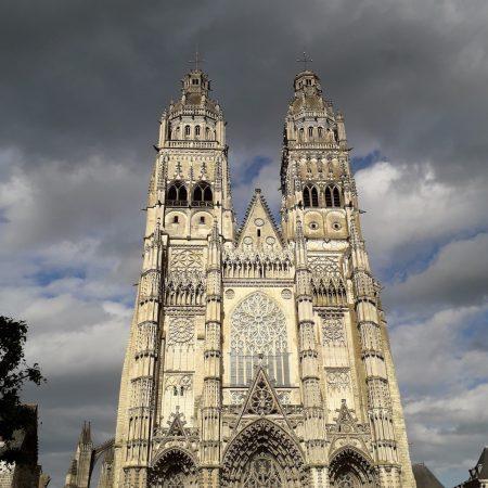 visite cathédrale saint gatien tours
