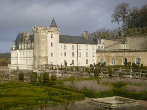 château donjon villandry