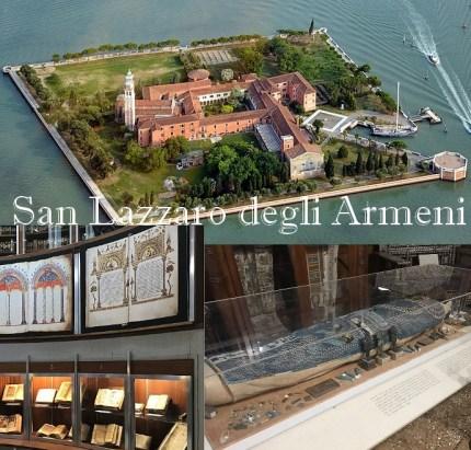 venise Visiter l'île de San Lazzaro degli Armeni