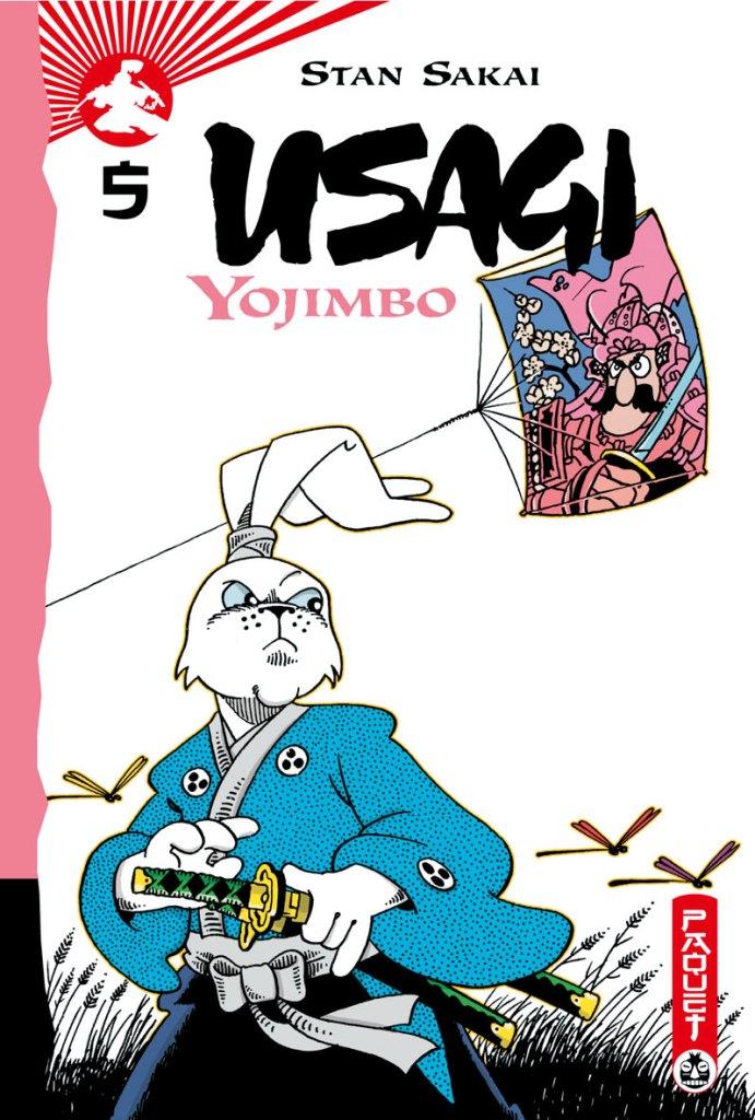 USAGI YOJIMBO TOME 05 Stan Sakai.