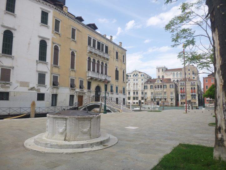 Que voir à Venise Dorsoduro puits