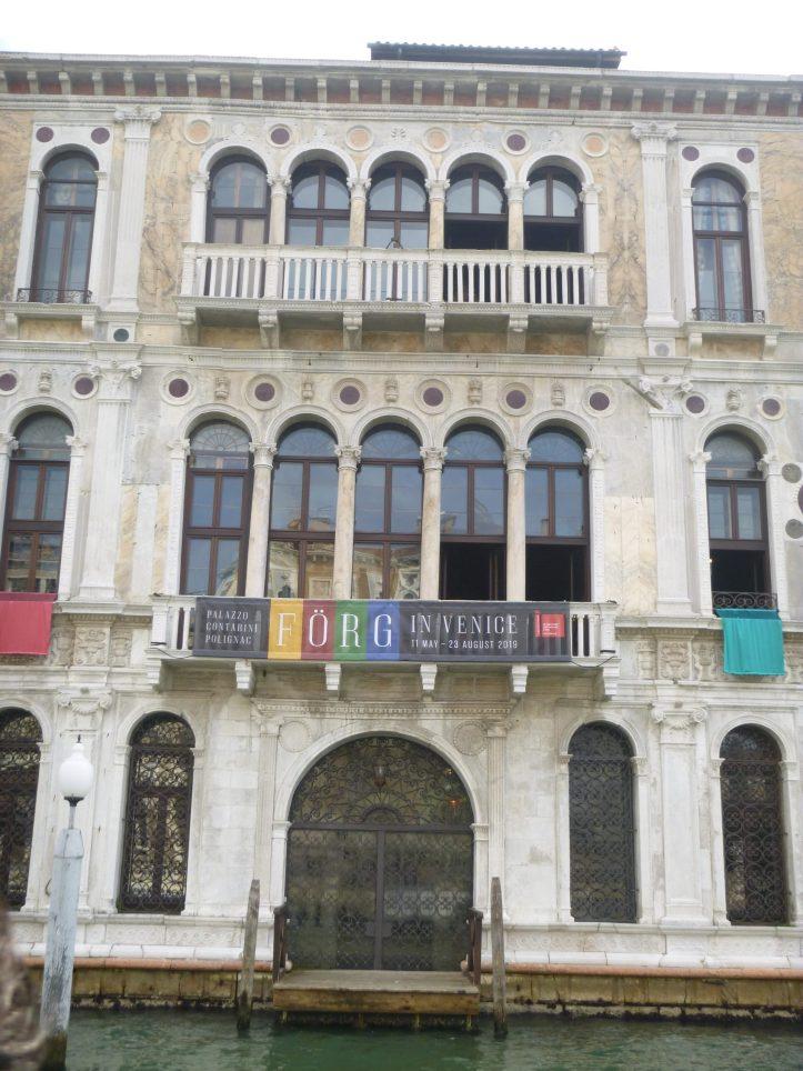 Que voir à Venise Dorsoduro polignac
