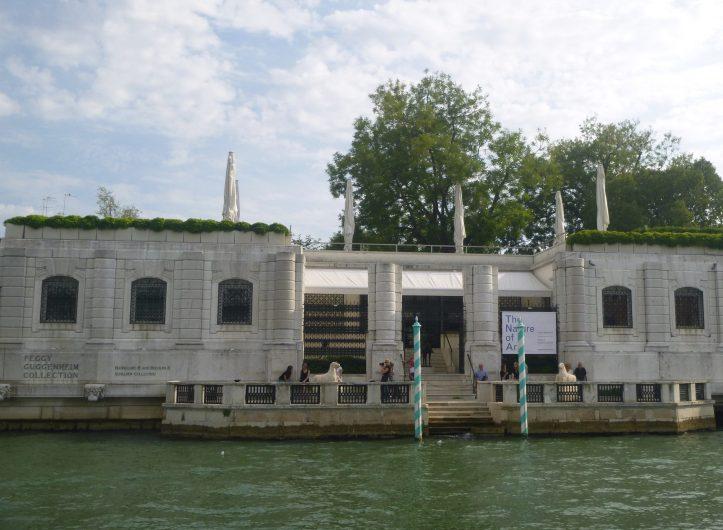visiter musée venise guggenheim