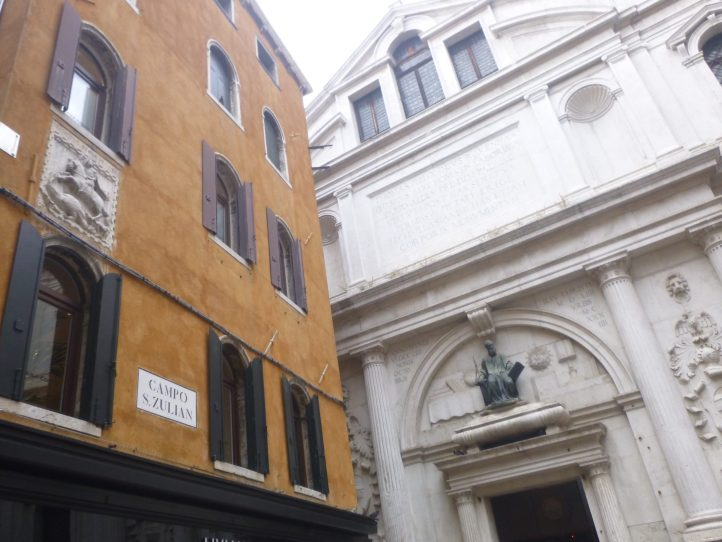 Que voir et visiter à Venise eglise renaissance