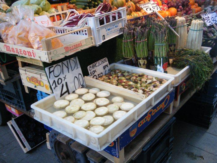 marché venise legume