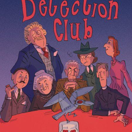 BD Le détection club de Jean Harambat